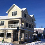 Two Story Condo for Rent in Bayfield. Located at the Waterfront.