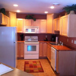 Fully Furnished Kitchen. Dishwasher included.